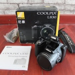 Nikon Collpix L830 With Zoom Optical 34x | Jual Beli Kamera Surabaya
