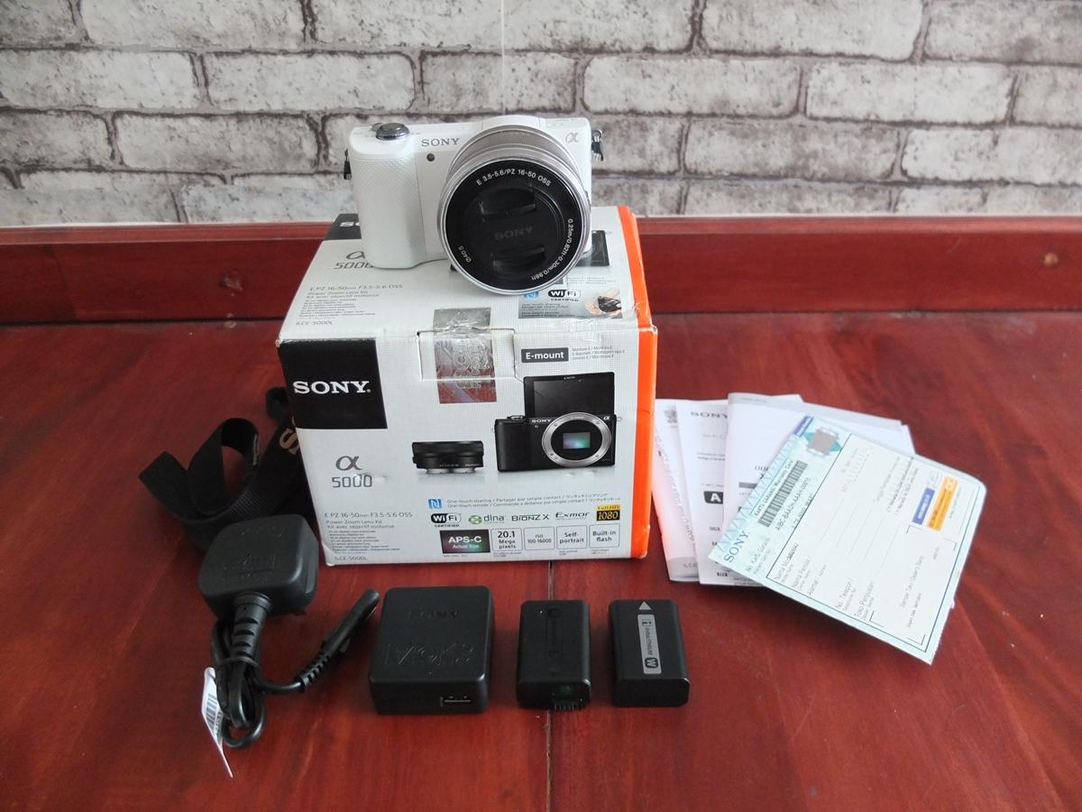Jual Beli Kamera Bekas Surabaya Czortox Sony A5000 081230401855