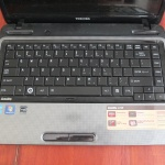 Toshiba L745 Core i3 2330M | Jual Beli Laptop Surabaya