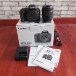 Canon 200D WiFi Kit 18-55mm STM Umur 1 Bulan | Jual beli Kamera Surabaya
