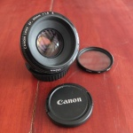 Jual Beli Laptop Kamera | surabaya | sidoarjo | malang | gersik | krian | Canon fix 50mm f1.8