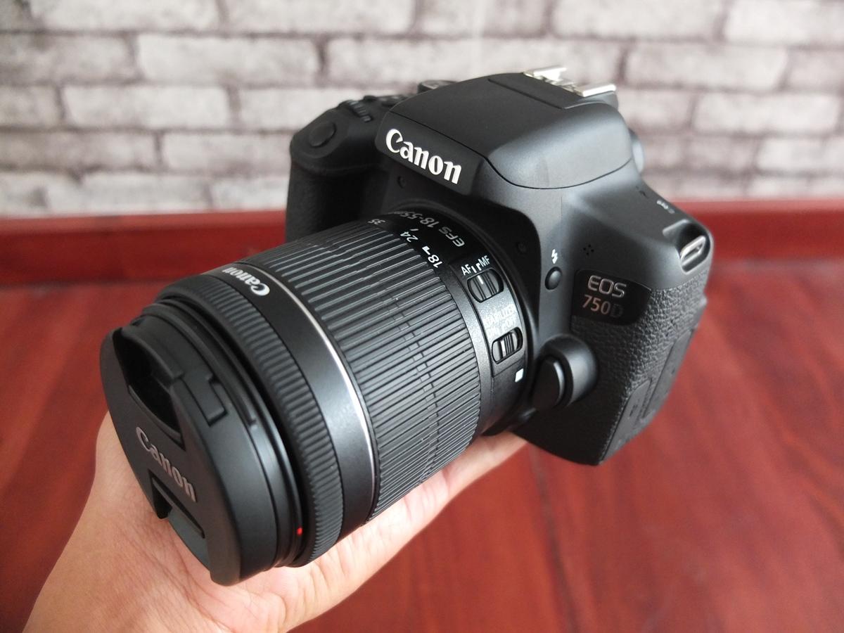 Jual Beli Laptop Kamera | surabaya | sidoarjo | malang | gersik | krian | Canon 750D