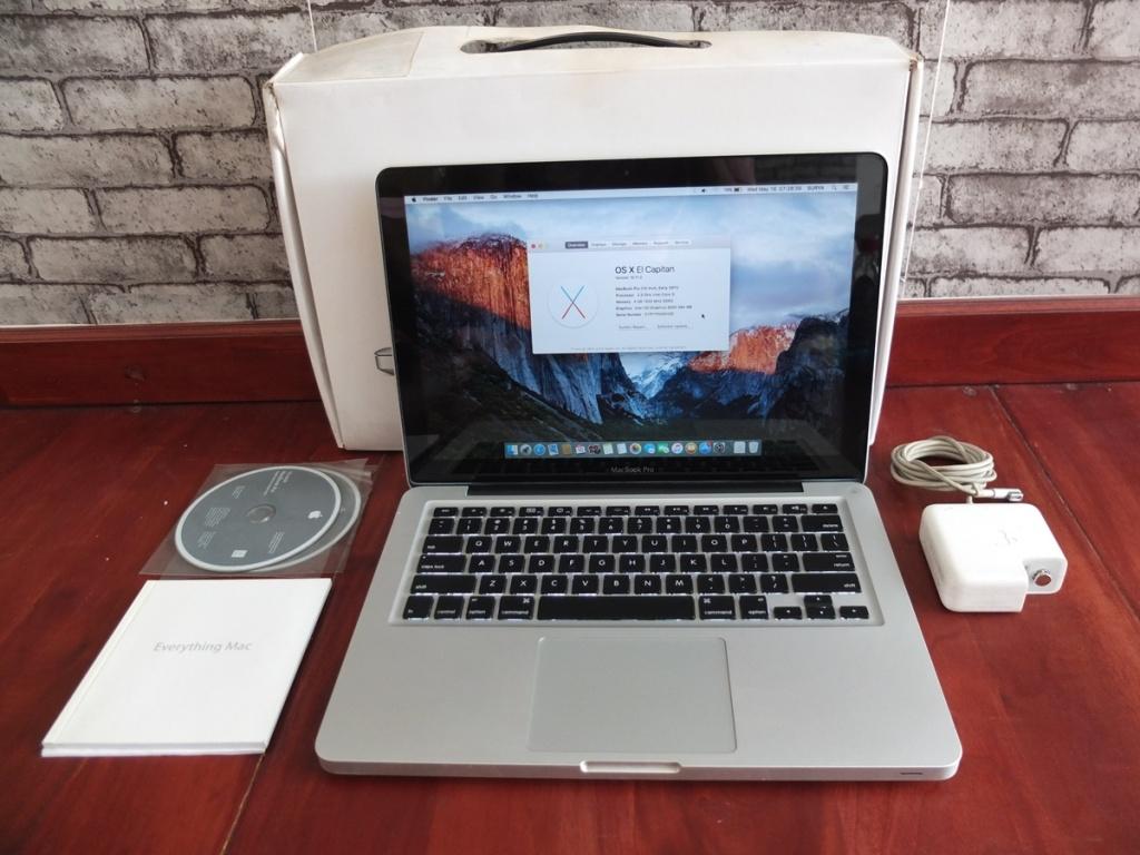 Jual Beli Laptop Kamera | surabaya | sidoarjo | malang | gersik | krian | Macbook Pro MC700 Ci5