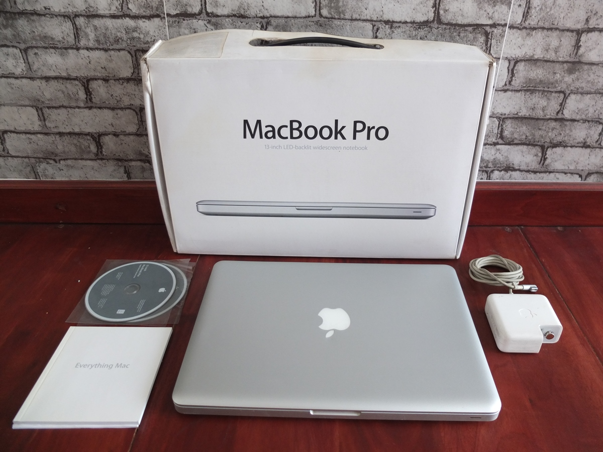 Jual Beli Laptop Kamera   surabaya   sidoarjo   malang   gersik   krian   Macbook Pro MC700 Ci5