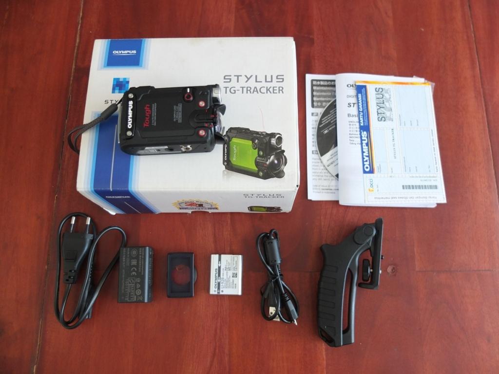 Jual Beli Laptop Kamera | surabaya | sidoarjo | malang | gersik | krian | Olympus TG Tracker