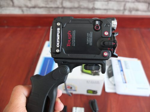 Olympus TG Tracker Action Cam 4k | JuaL Beli Kamera Surabaya