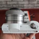 Sony A5000 Lensa 16-50mm OSS White | Jual Beli Kamera Surabaya