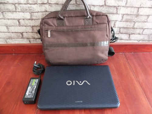 Vaio VPCEG35EG Core i3 Deep Blue | Jual Beli Laptop Surabaya