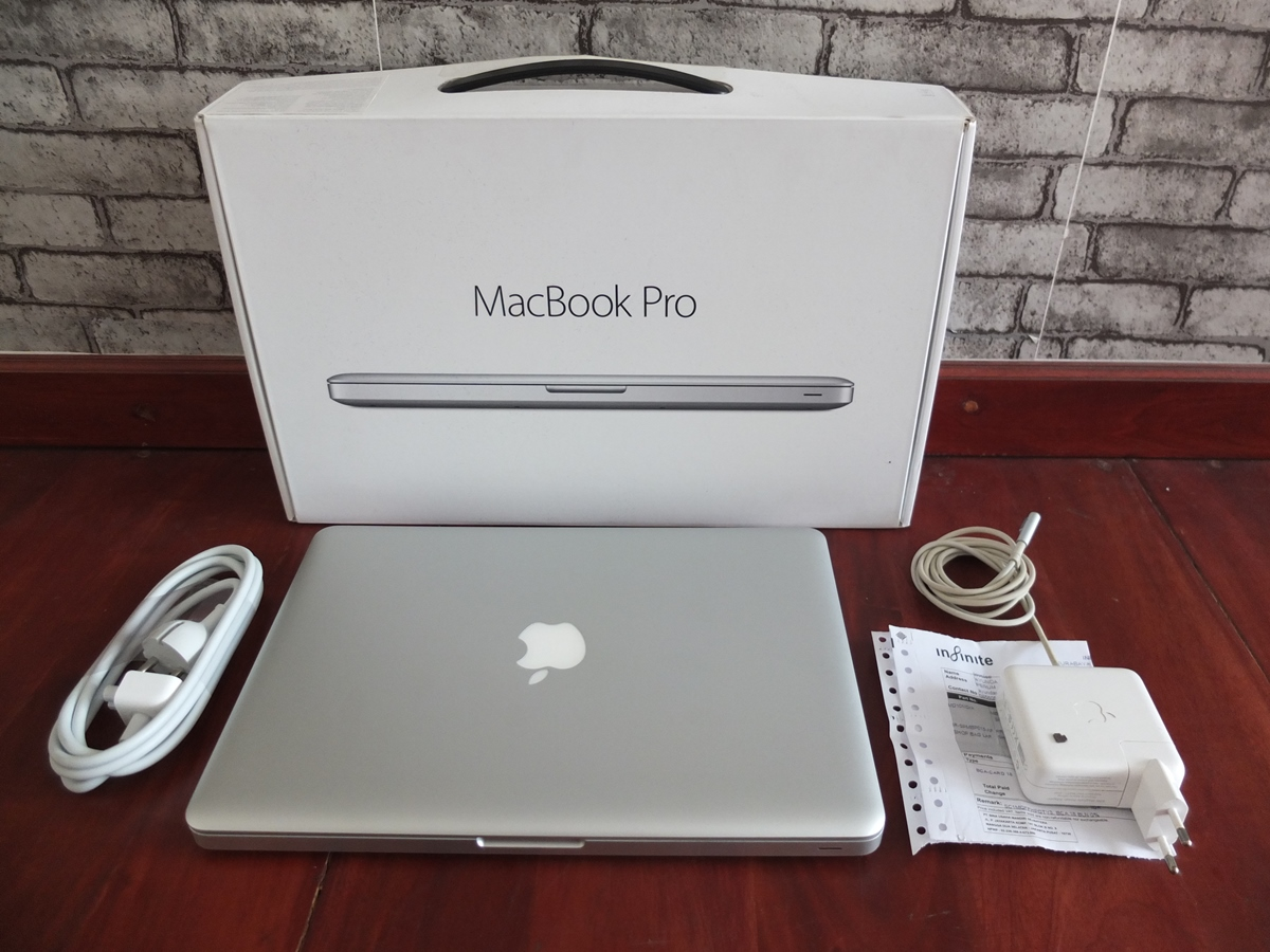 Jual Beli Laptop Kamera | surabaya | sidoarjo | malang | gersik | krian | Macbook Pro MD101 Core i5 2.5Ghz