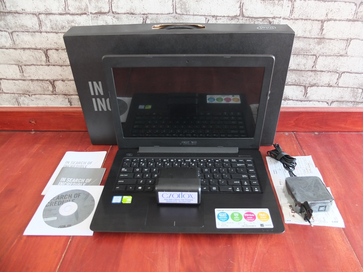 Jual Beli Laptop Kamera   surabaya   sidoarjo   malang   gersik   krian   Asus A456UR Ci5 7200U