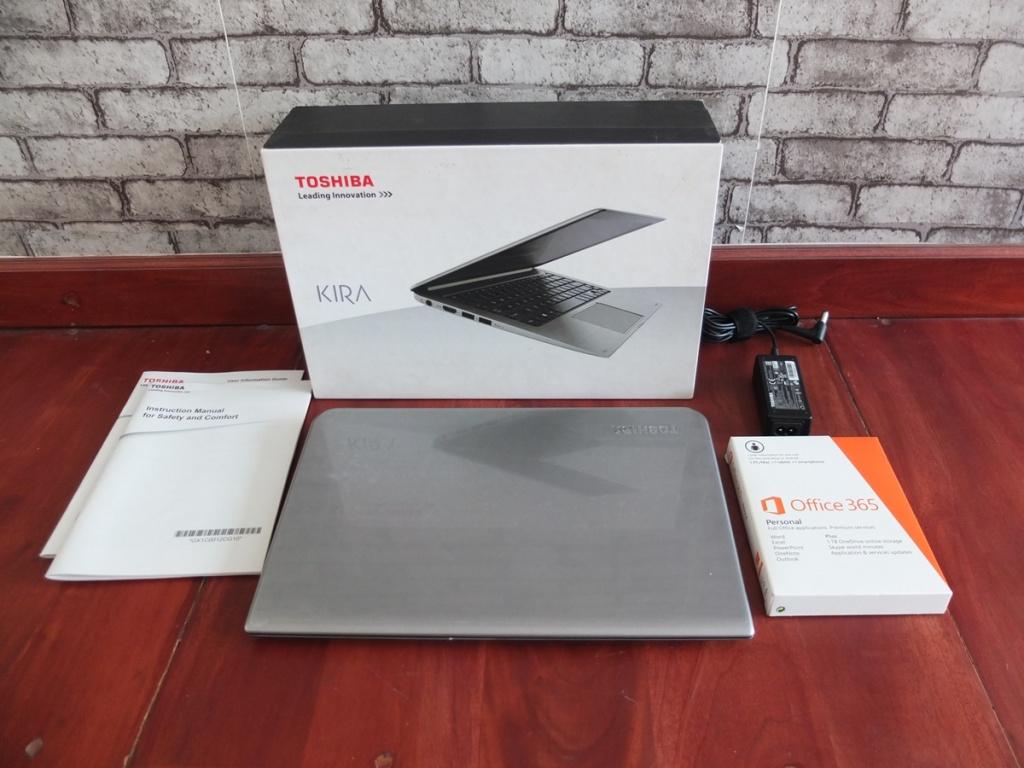 Jual Beli Laptop Kamera | surabaya | sidoarjo | malang | gersik | krian | Toshiba Kira Core I5 5200U QHD TouchScreen