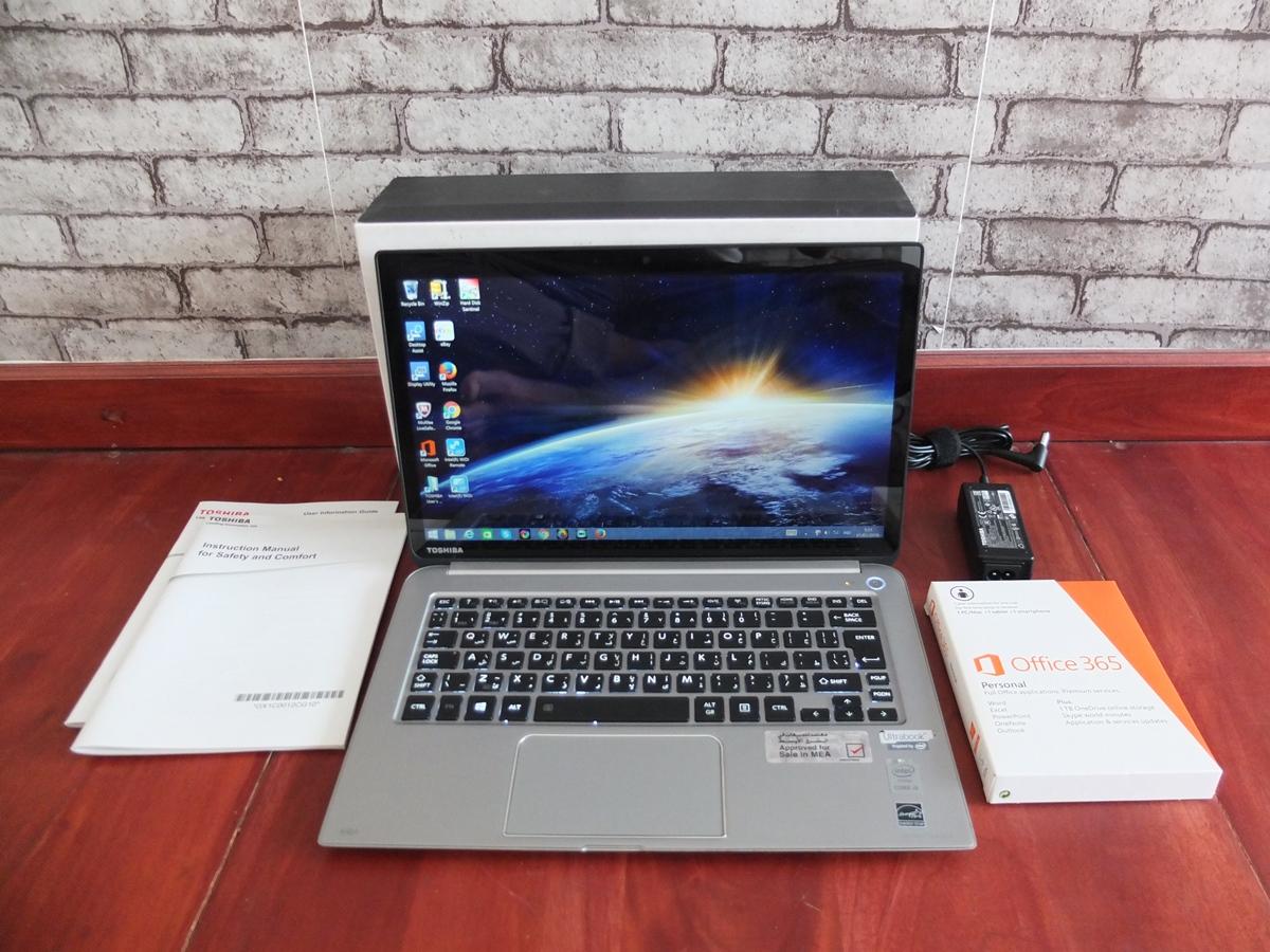 Jual Beli Laptop Kamera   surabaya   sidoarjo   malang   gersik   krian   Toshiba Kira Core I5 5200U QHD TouchScreen