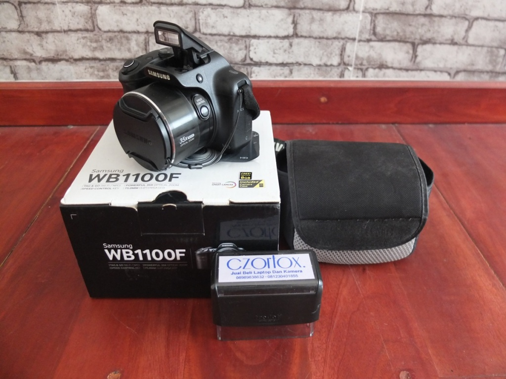 Jual Beli Laptop Kamera | surabaya | sidoarjo | malang | gersik | krian | Samsung WB1100F