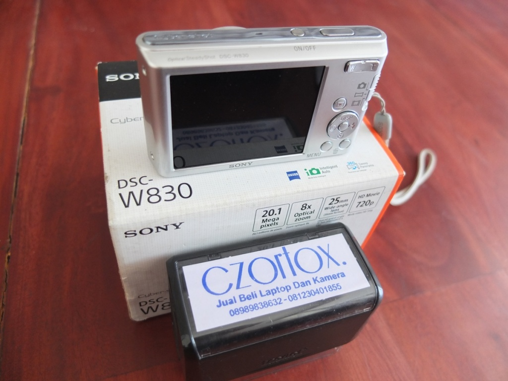 Jual Beli Laptop Kamera | surabaya | sidoarjo | malang | gersik | krian | Sony W830
