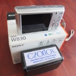 Sony WX830 20.1MP Digital Camera | Jual Beli Kamera Surabaya