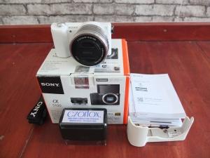 Sony A5100 Lensa 16-50mm OSS White | Jual Beli Kamera Surabaya