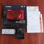 Canon SX720 HS Wifi 40x Optical Zoom | Jual Beli Kamera Surabaya