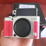 Fujifilm XA3 X-A3 Lensa 16-50mm Pink Rose | Jual Beli Kamera Surbaya
