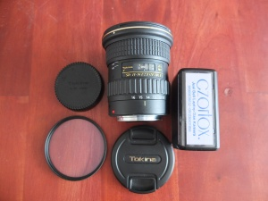 Tokina Pro AT-X 11-16mm F2.8 (IF) DX II for Canon | Jual Beli Kamera Surabaya