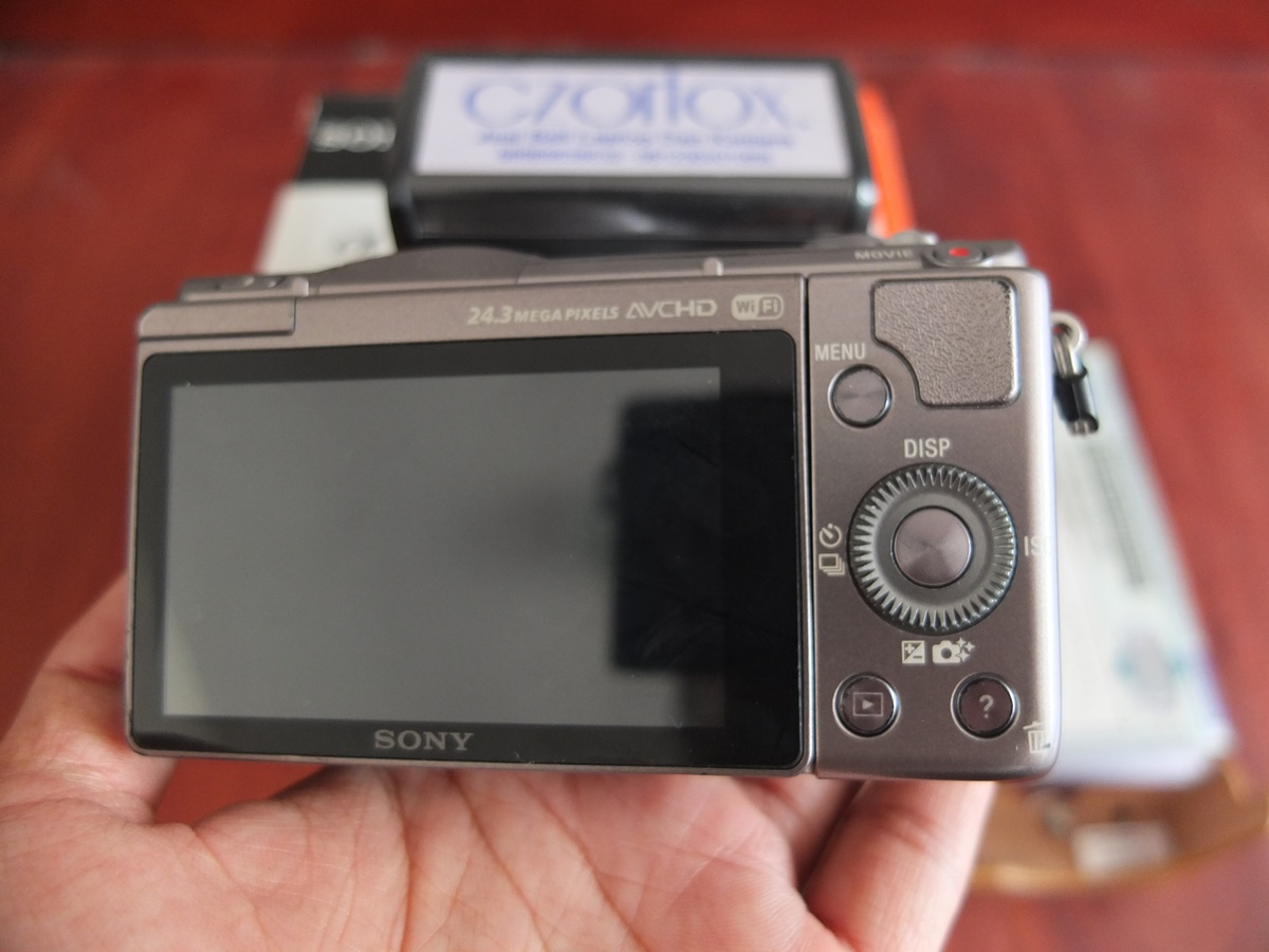 Jual Beli Laptop Kamera   surabaya   sidoarjo   malang   gersik   krian   Sony A5100