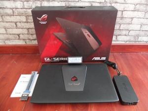 Asus ROG GL552JX Core i7 Ram 16gb SSD 128Gb | Jual Beli Laptop Surabaya