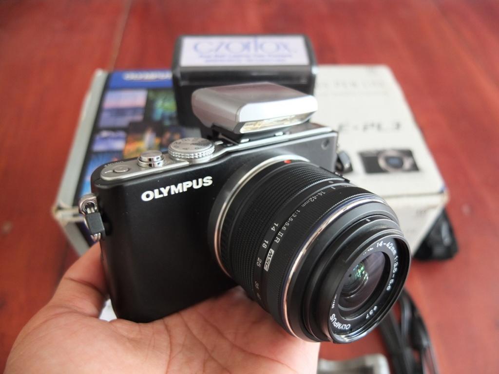 Jual Beli Laptop Kamera | surabaya | sidoarjo | malang | gersik | krian | Olympus E-PL3
