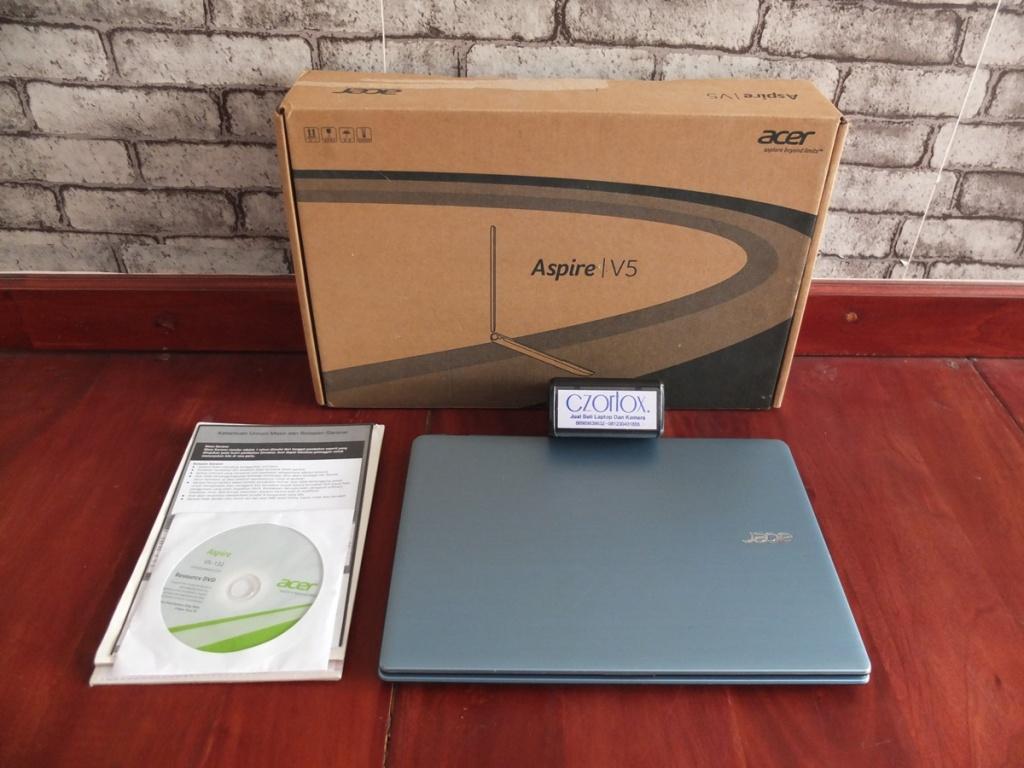 Jual Beli Laptop Kamera | surabaya | sidoarjo | malang | gersik | krian | Acer V5-132p