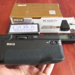 Meike Battery Grip MK-A6300 PRO For Sony A6000-A6300 | Jual beli Kamera Surabaya