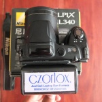 Nikon L340 With Zoom Optical 28x | Jual Beli Kamera Surabaya