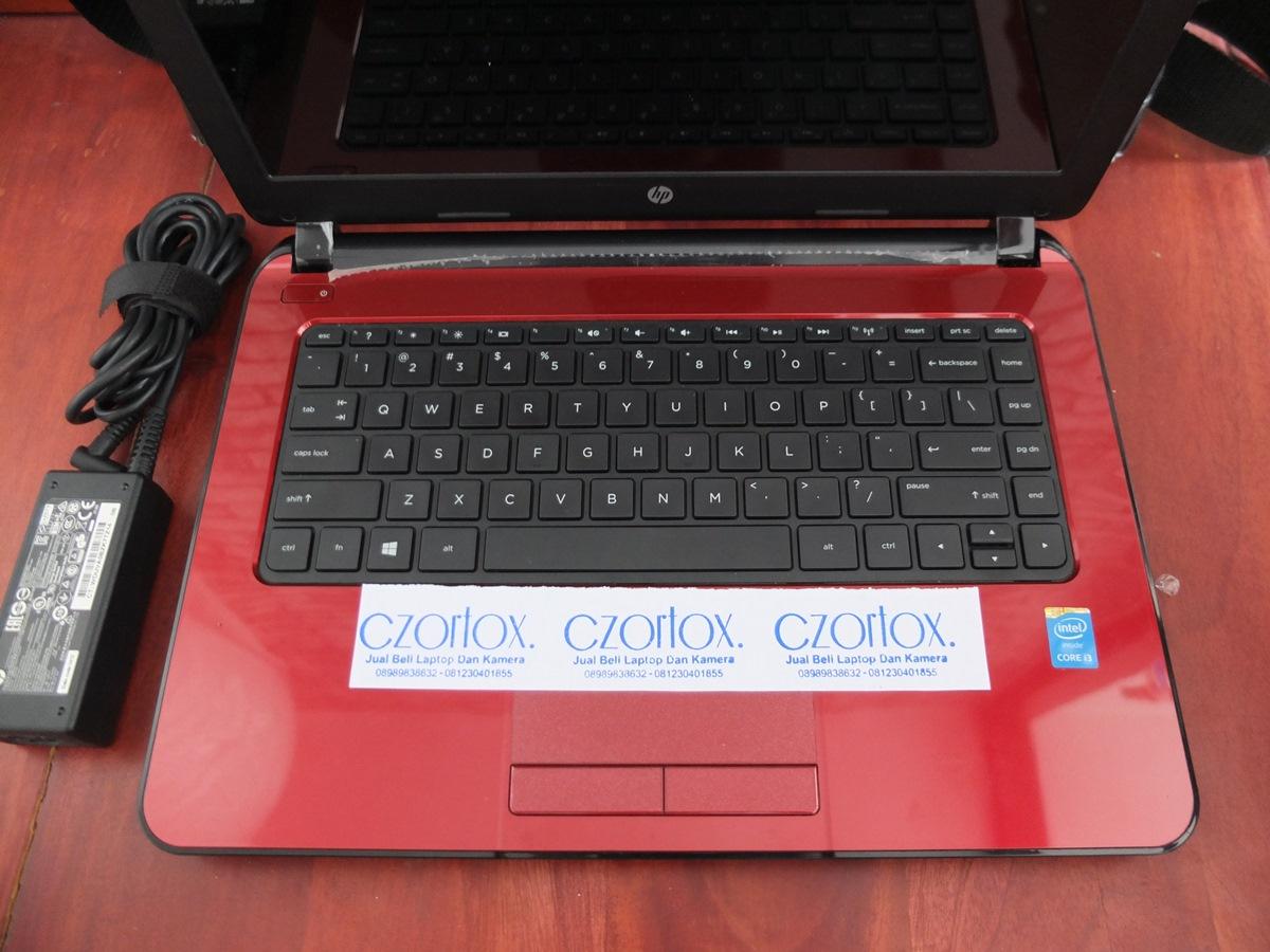 Jual Beli Laptop Kamera | surabaya | sidoarjo | malang | gersik | krian | Hp 14 Core i3 4030U