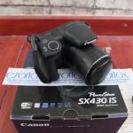 Canon SX430 IS 20.1Mp WiFi Garansi | Jual Beli Kamera Surabaya