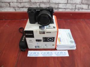 Sony A6000 Lensa 16-50mm Umur 4 Bulan | Jual Beli Kamera Surabaya