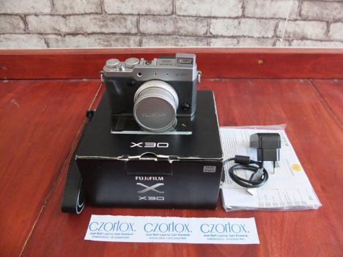 Fujifilm X30 Wifi Kondisi Istimewa   Jual Beli Kamera Surabaya