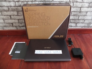 Asus A451LB Core i5 4010U Ram 4gb Nvidia 740m 2gb | Jual Beli Laptop Surabaya