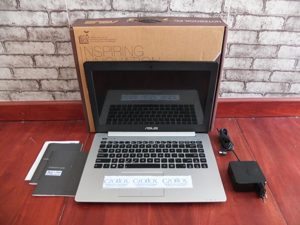 Jual Beli Laptop Kamera | surabaya | sidoarjo | malang | gersik | krian | Asus A451LB Core i5 Nvidia 740M