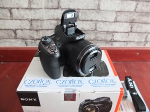 Sony DSC-H400 cuma di pake beberapa kali jepret | Jual Beli Kamera Surabaya