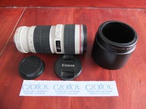 Lensa Canon 70-200mm F4 Kode UC | Jual Beli Kamera Surabaya
