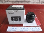 Lensa Canon Fix 50mm F1.8 STM Like New | Jual Beli Kamera Surabaya