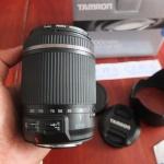 Jual Beli Laptop Kamera | surabaya | sidoarjo | malang | gersik | krian | Lensa Tamon 18-200mm Di II VC