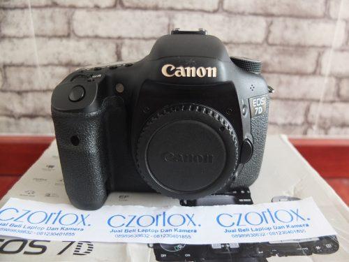 Canon 7D Body Only   Jual Beli Kamera Surabaya
