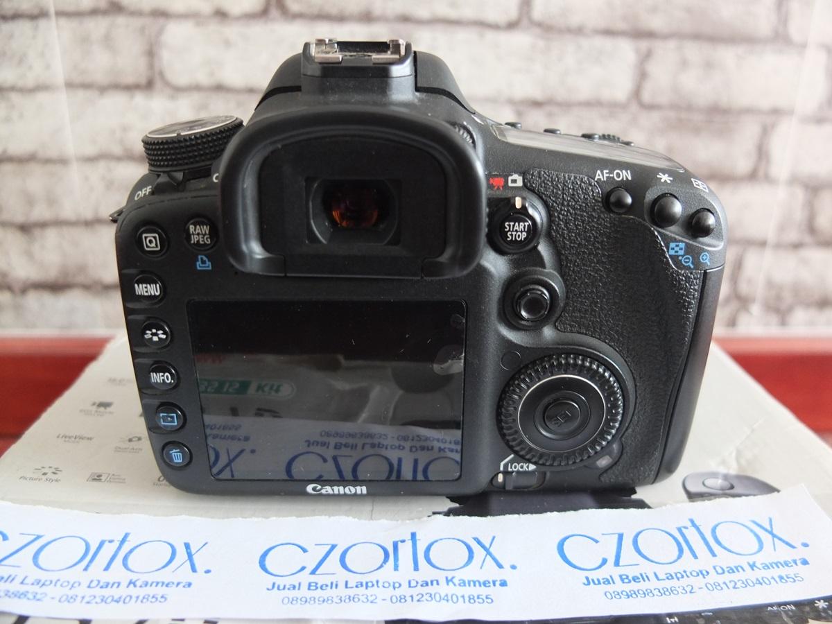 Jual Beli Laptop Kamera | surabaya | sidoarjo | malang | gersik | krian | Lensa Canon 7D
