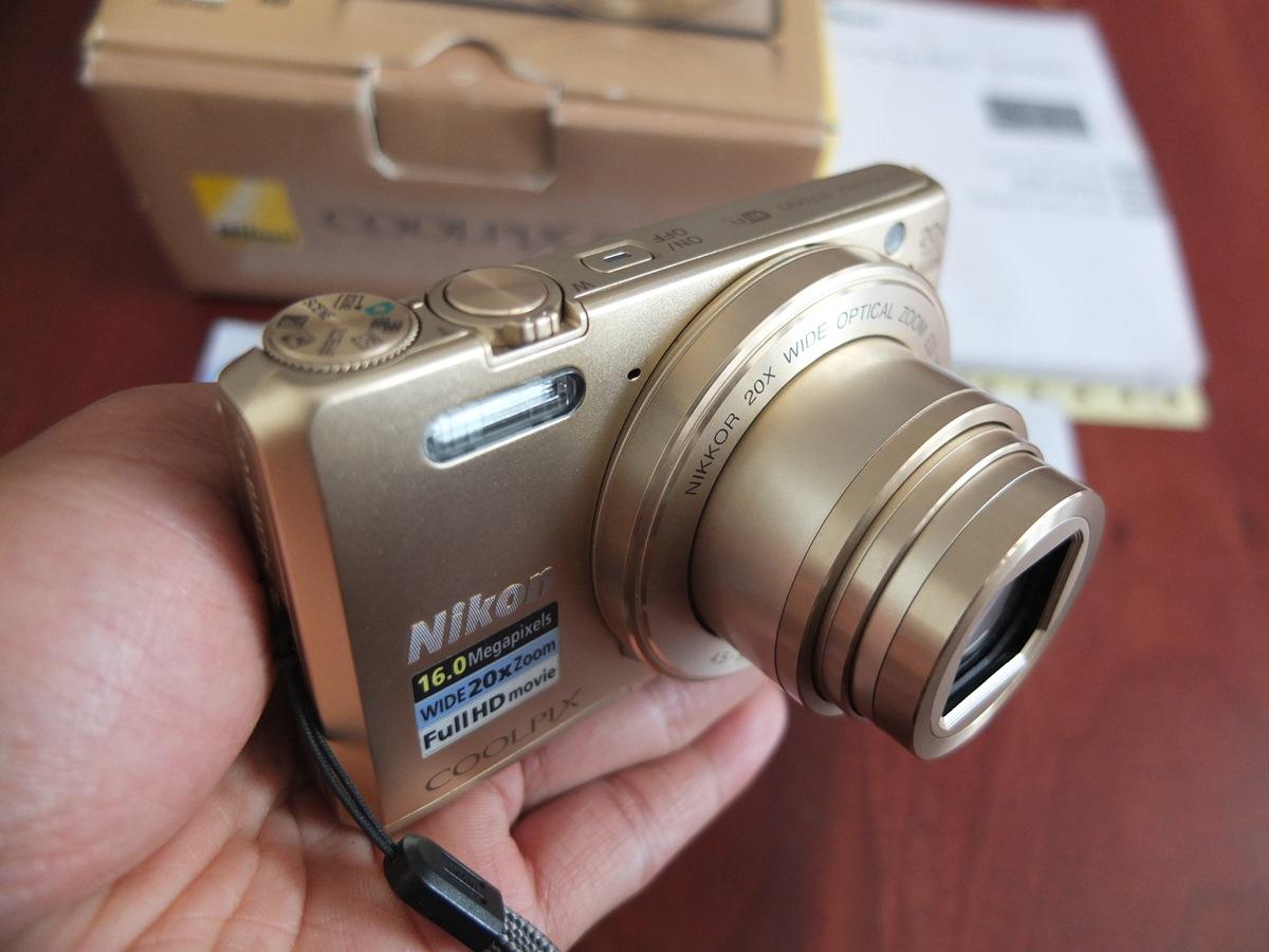 Jual Beli Laptop Kamera | surabaya | sidoarjo | malang | gersik | krian | nikon S7000