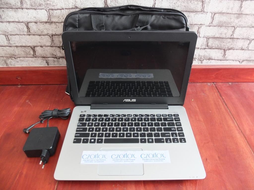 Jual Beli Laptop Kamera | surabaya | sidoarjo | malang | gersik | krian | Asus A451LN Core i5 Nvidia 840M