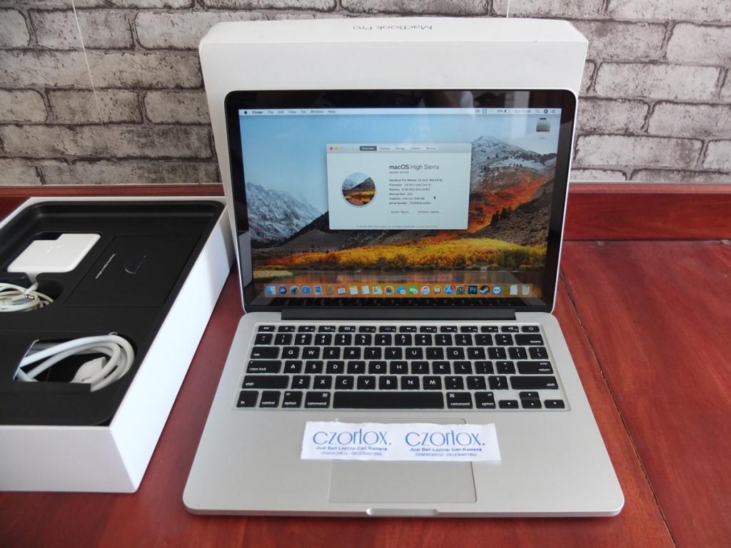 Jual Beli Laptop Kamera | surabaya | sidoarjo | malang | gersik | krian | Macbook Pro MGX72