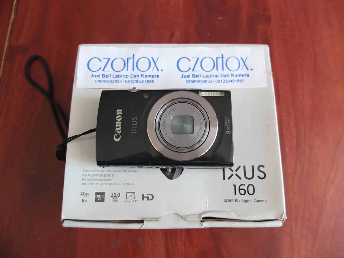 Jual Beli Laptop Kamera | surabaya | sidoarjo | malang | gersik | krian | Canon Powershot Ixus 169