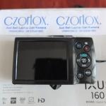 Canon PowerShot Ixus 160 Zoom 16x Resolusi 20.1Mp | Jual Beli Kamera Surabaya
