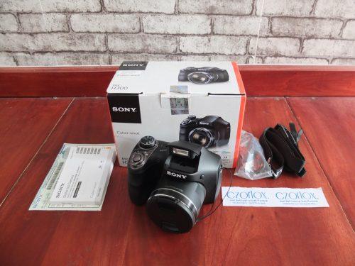 Sony DSC-H300 20Mp 35x Zoom Umur 3 Bulan   Jual Beli Kamera Surabaya