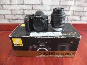 Nikon D3000 Kit 18-55VR | Jual Beli Kamera Surabaya