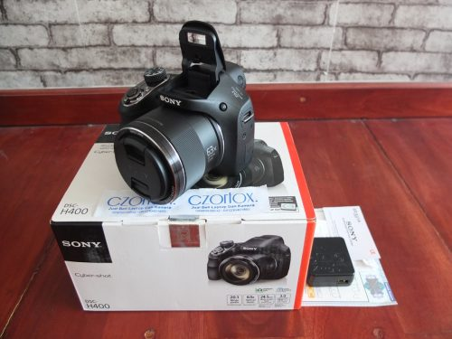 Sony DSC-H400 Like New Garansi | Jual Beli Kamera Surabaya