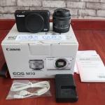Canon M10 Kit 15-45mm STM Garansi Sampe April 2019 | Jual Beli Kamera Surabaya